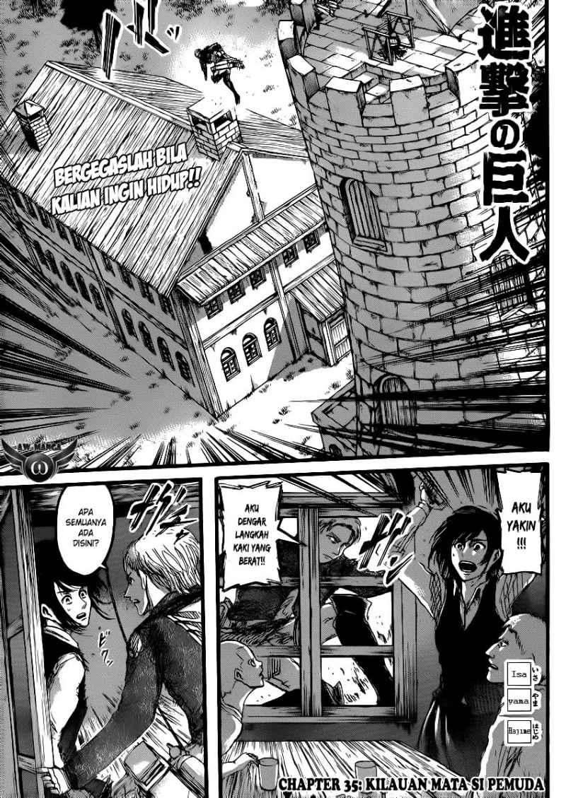 Shingeki No Kyojin: Chapter 35 - Page 2