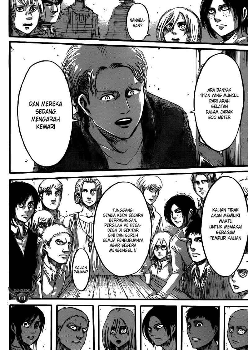 Shingeki No Kyojin: Chapter 35 - Page 3