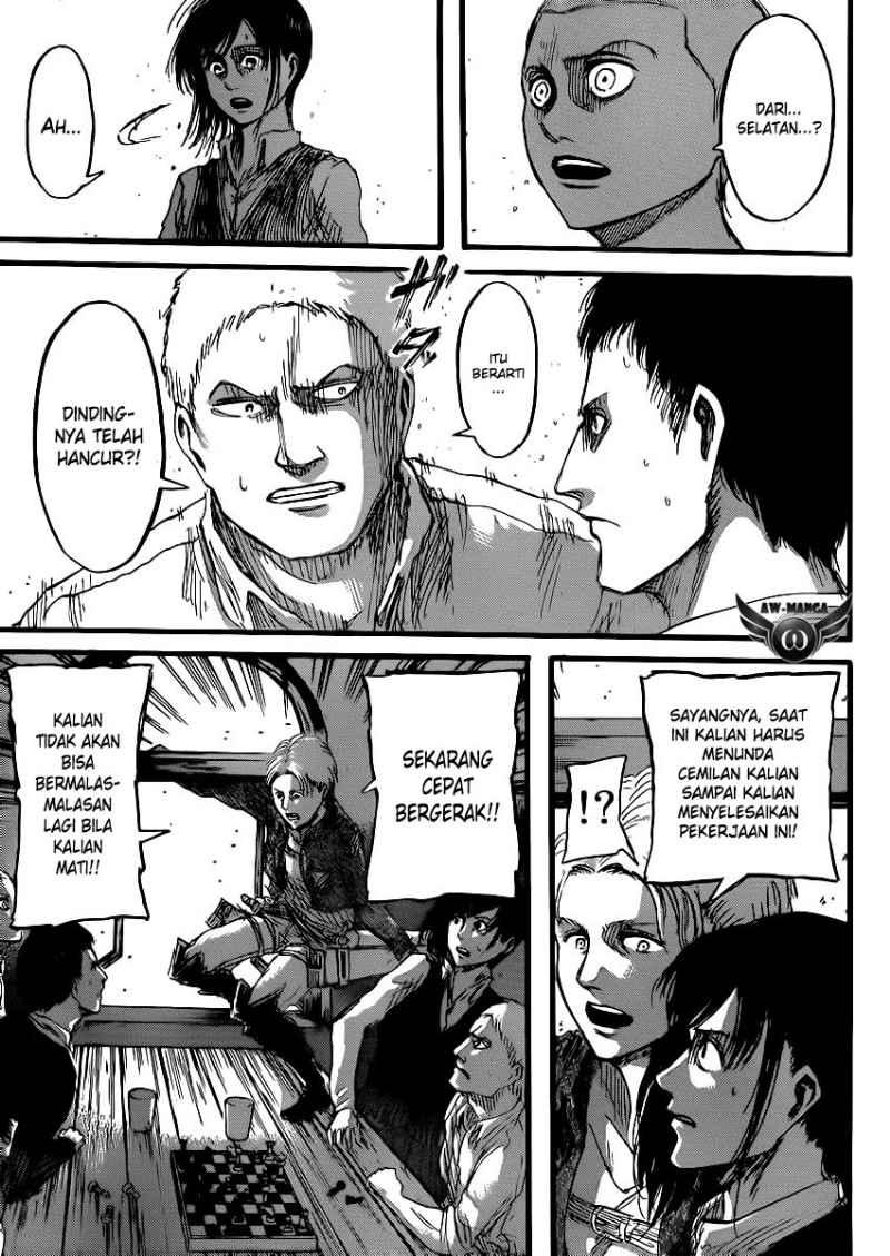 Shingeki No Kyojin: Chapter 35 - Page 4