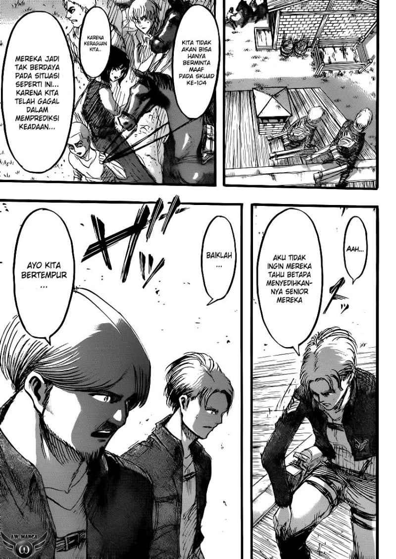 Shingeki No Kyojin: Chapter 35 - Page 13