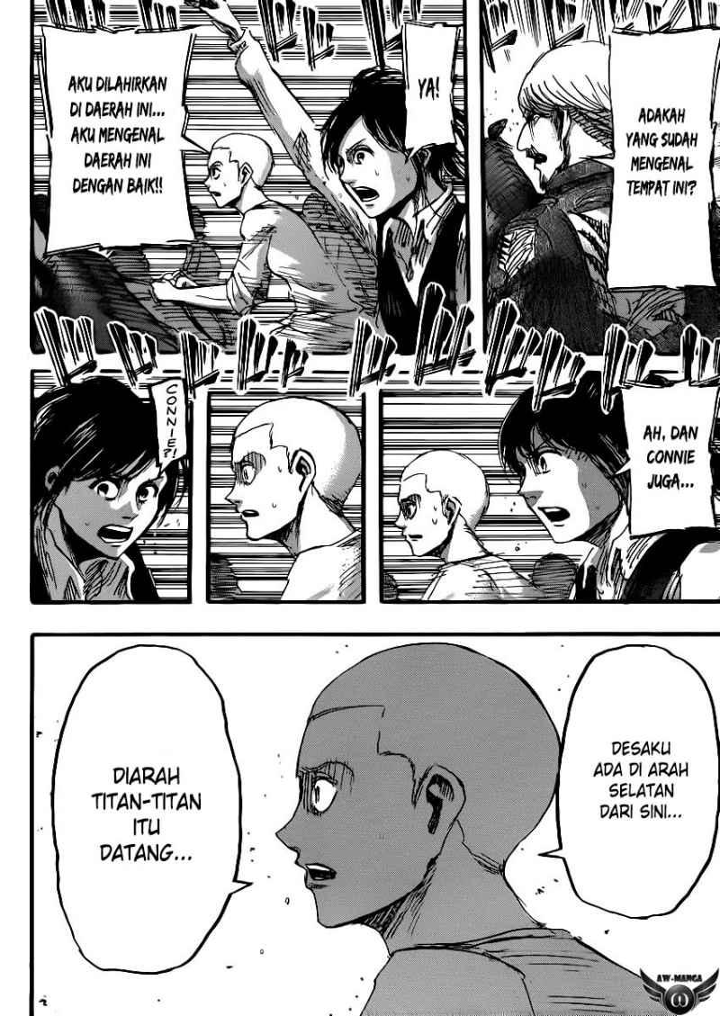 Shingeki No Kyojin: Chapter 35 - Page 16