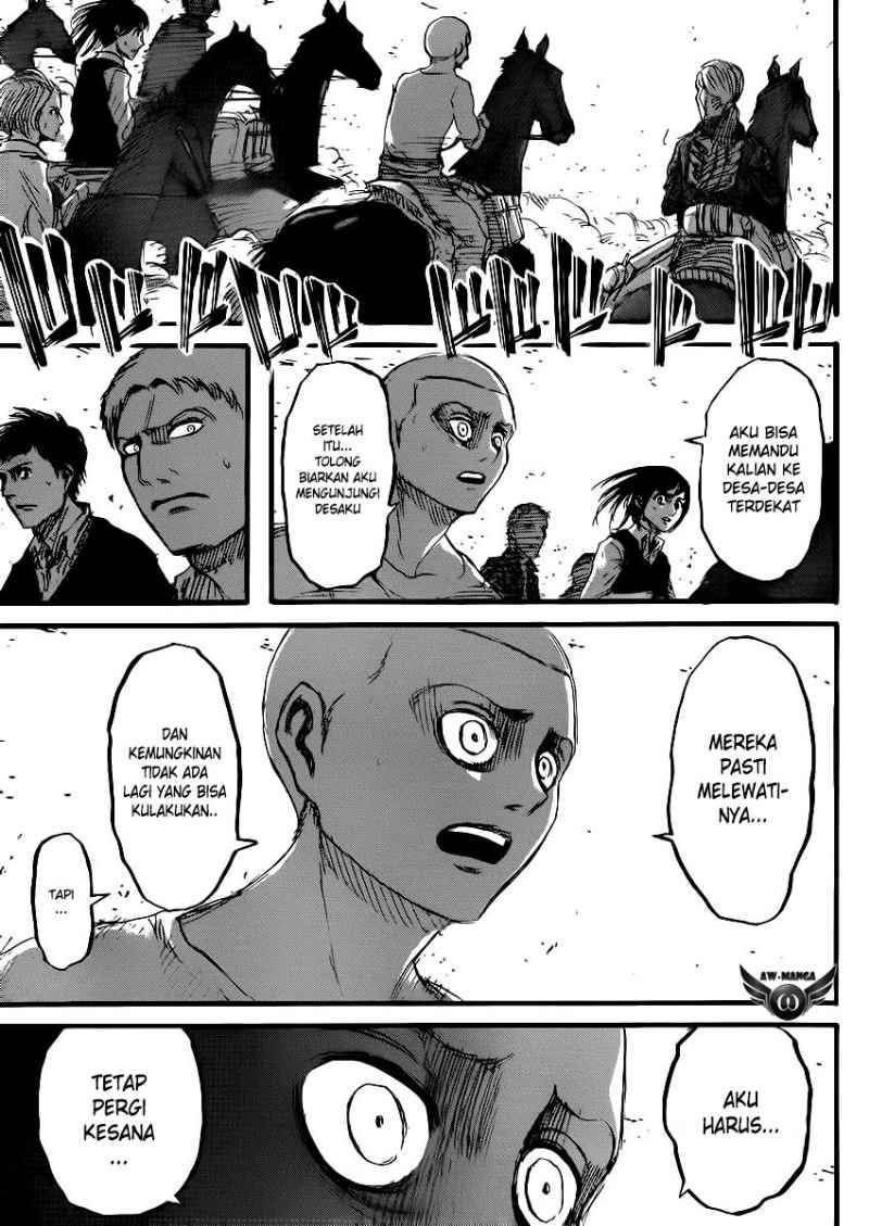 Shingeki No Kyojin: Chapter 35 - Page 17