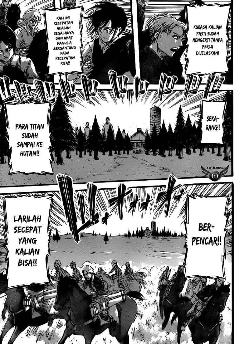Shingeki No Kyojin: Chapter 35 - Page 19
