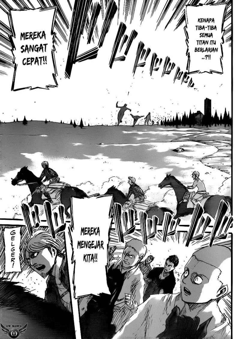 Shingeki No Kyojin: Chapter 35 - Page 21