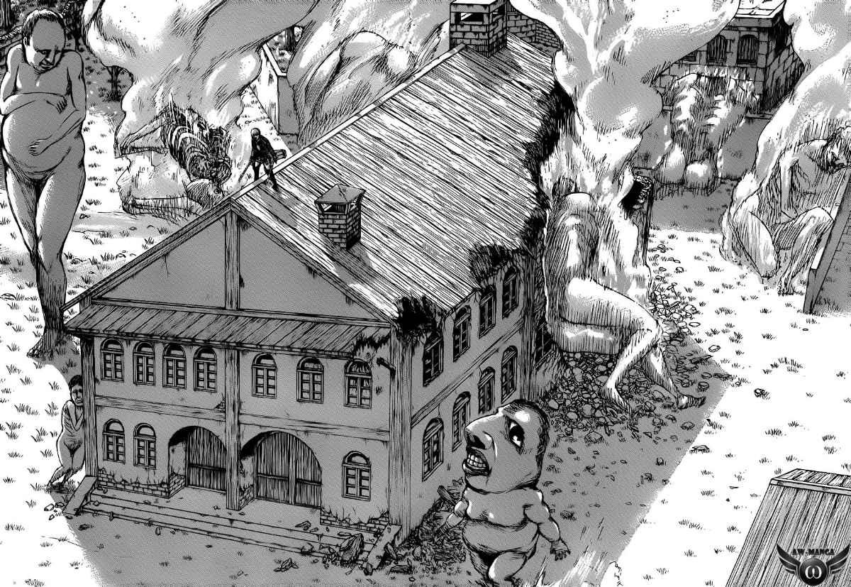 Shingeki No Kyojin: Chapter 35 - Page 24