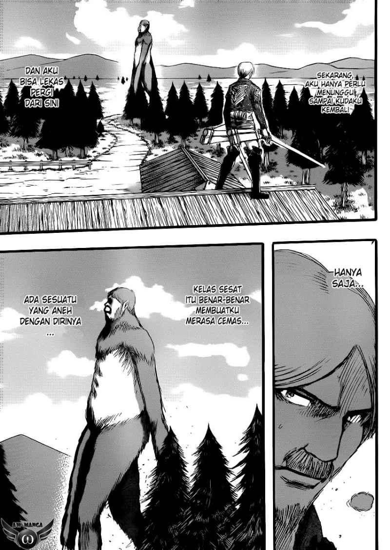 Shingeki No Kyojin: Chapter 35 - Page 26