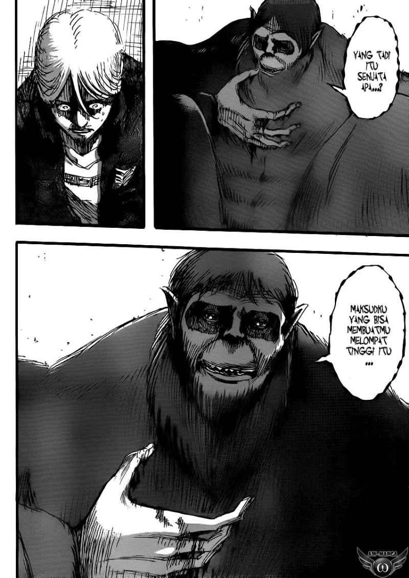 Shingeki No Kyojin: Chapter 35 - Page 37