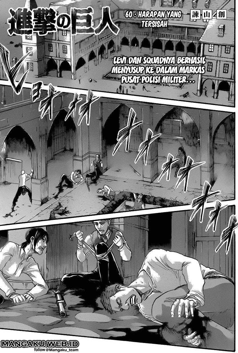 Shingeki No Kyojin: Chapter 60 - Page 3