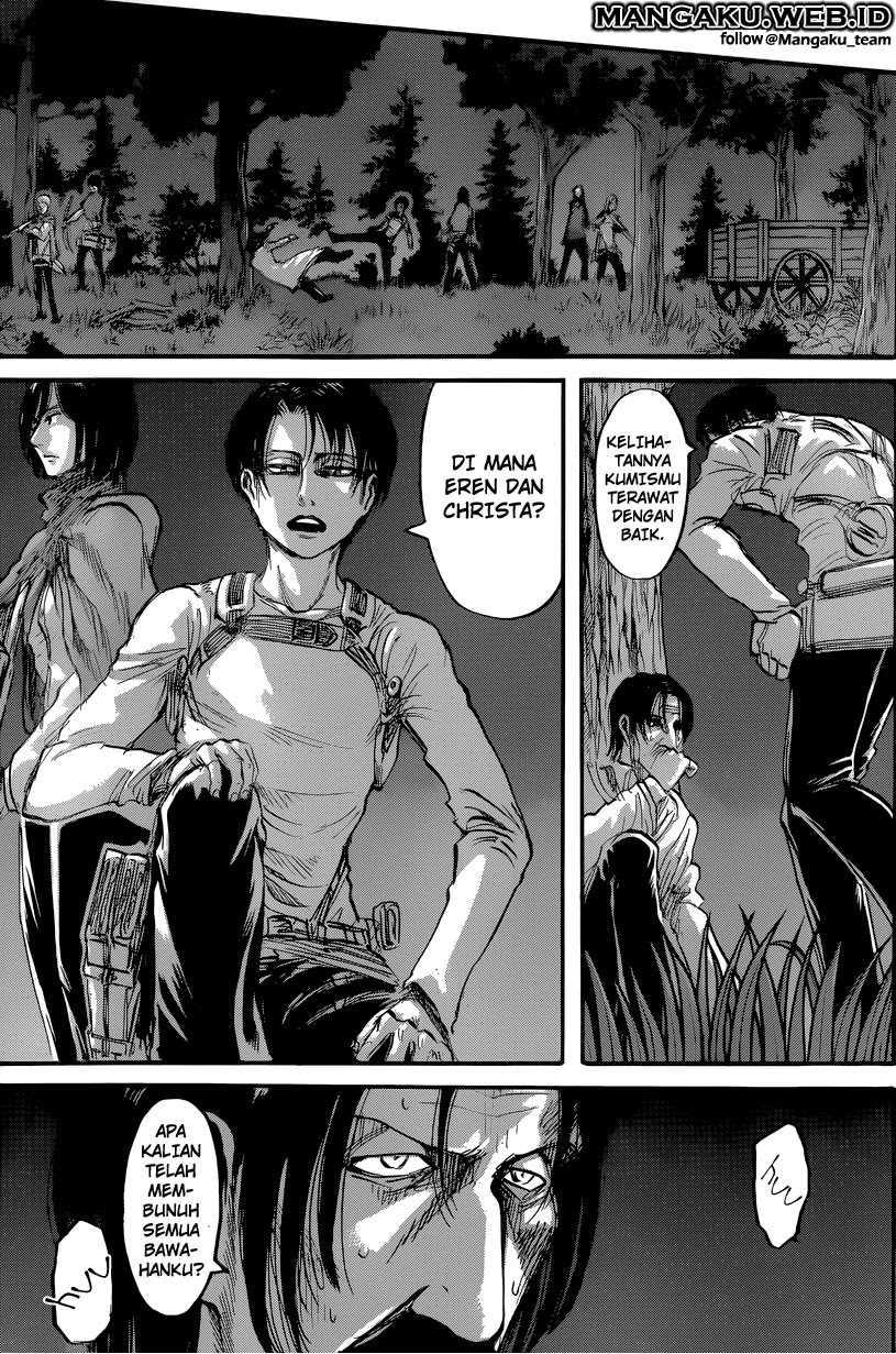 Shingeki No Kyojin: Chapter 60 - Page 5