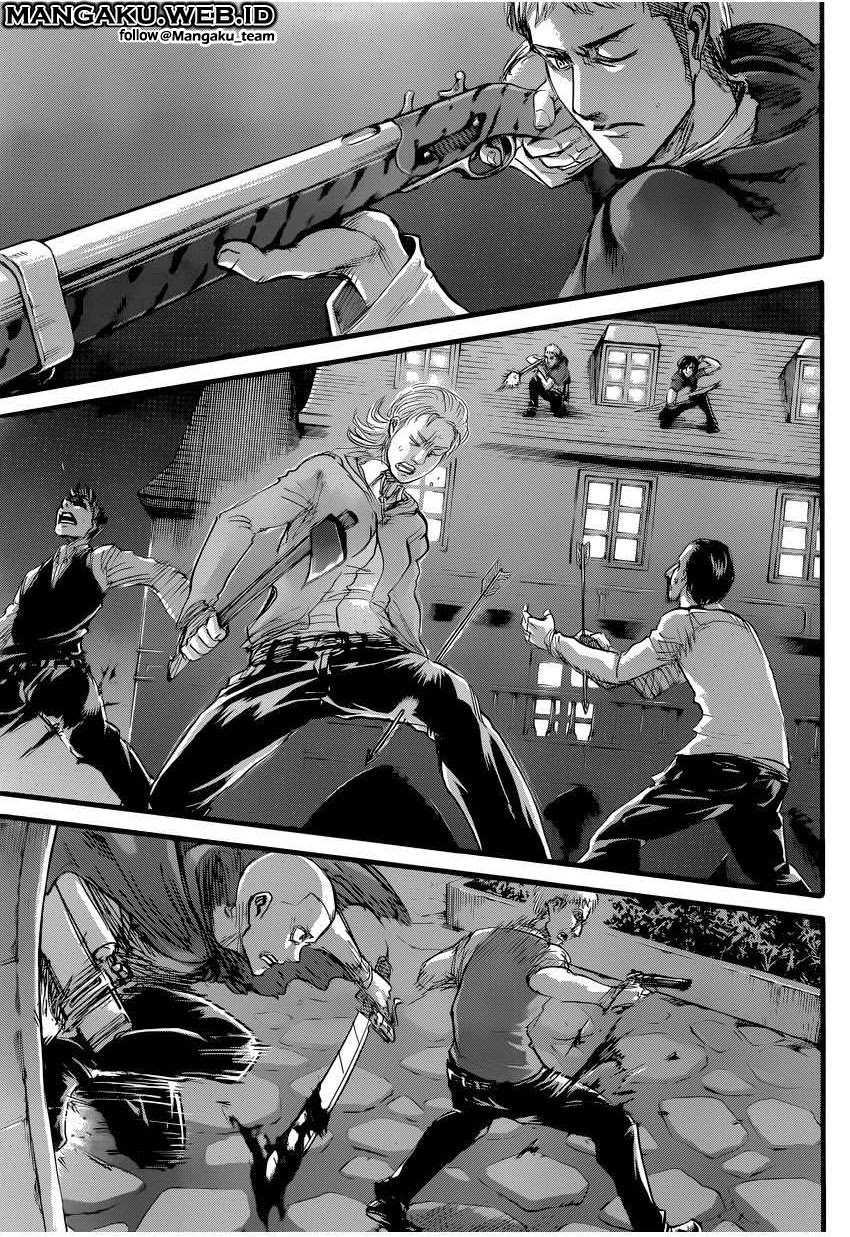 Shingeki No Kyojin: Chapter 60 - Page 7