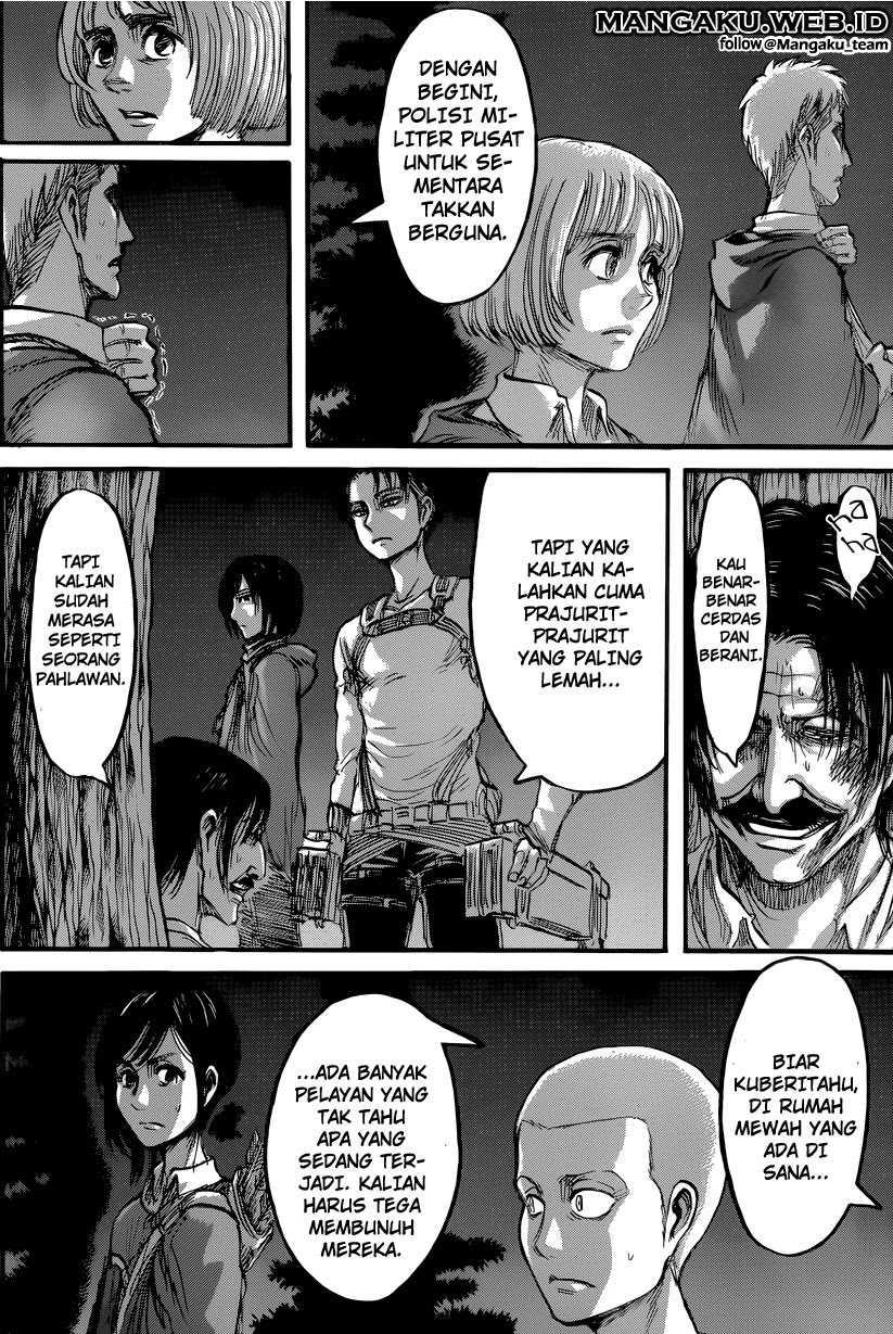 Shingeki No Kyojin: Chapter 60 - Page 8