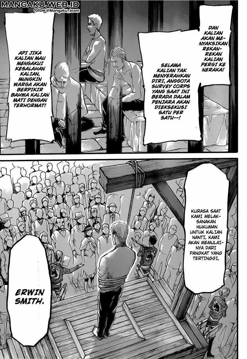 Shingeki No Kyojin: Chapter 60 - Page 11