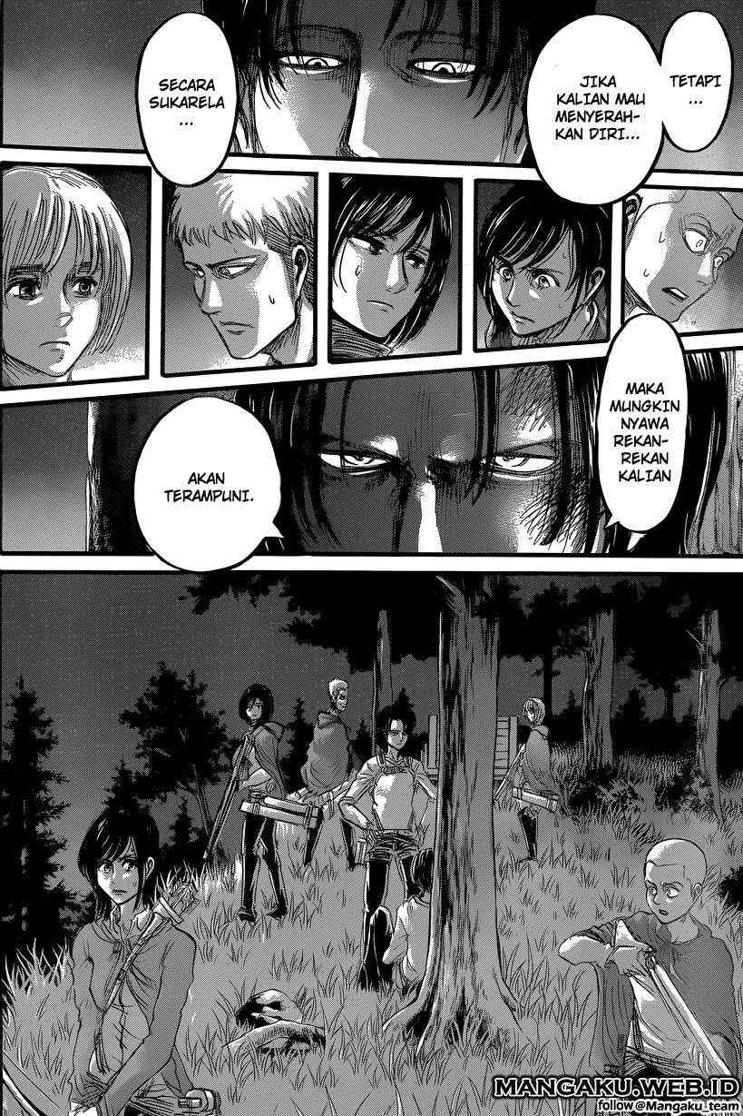 Shingeki No Kyojin: Chapter 60 - Page 12