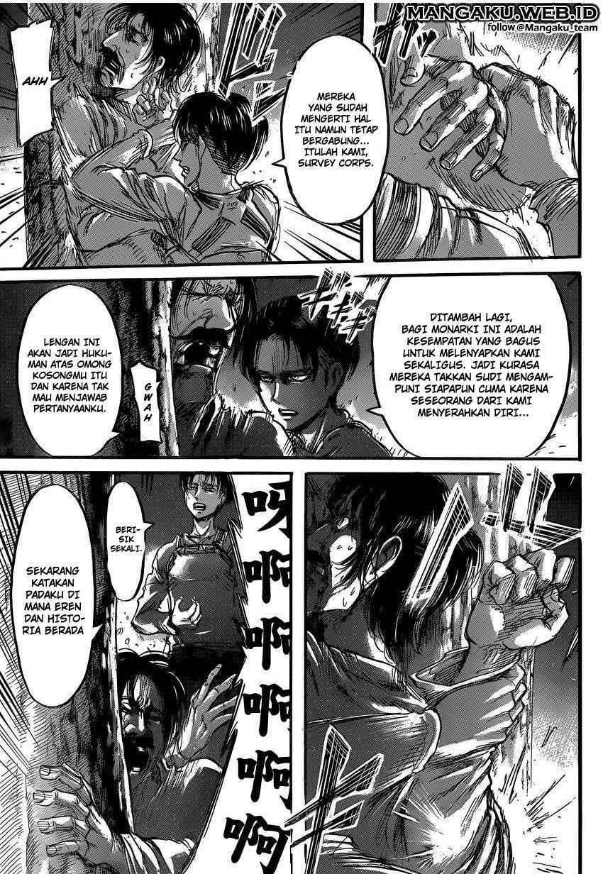 Shingeki No Kyojin: Chapter 60 - Page 15