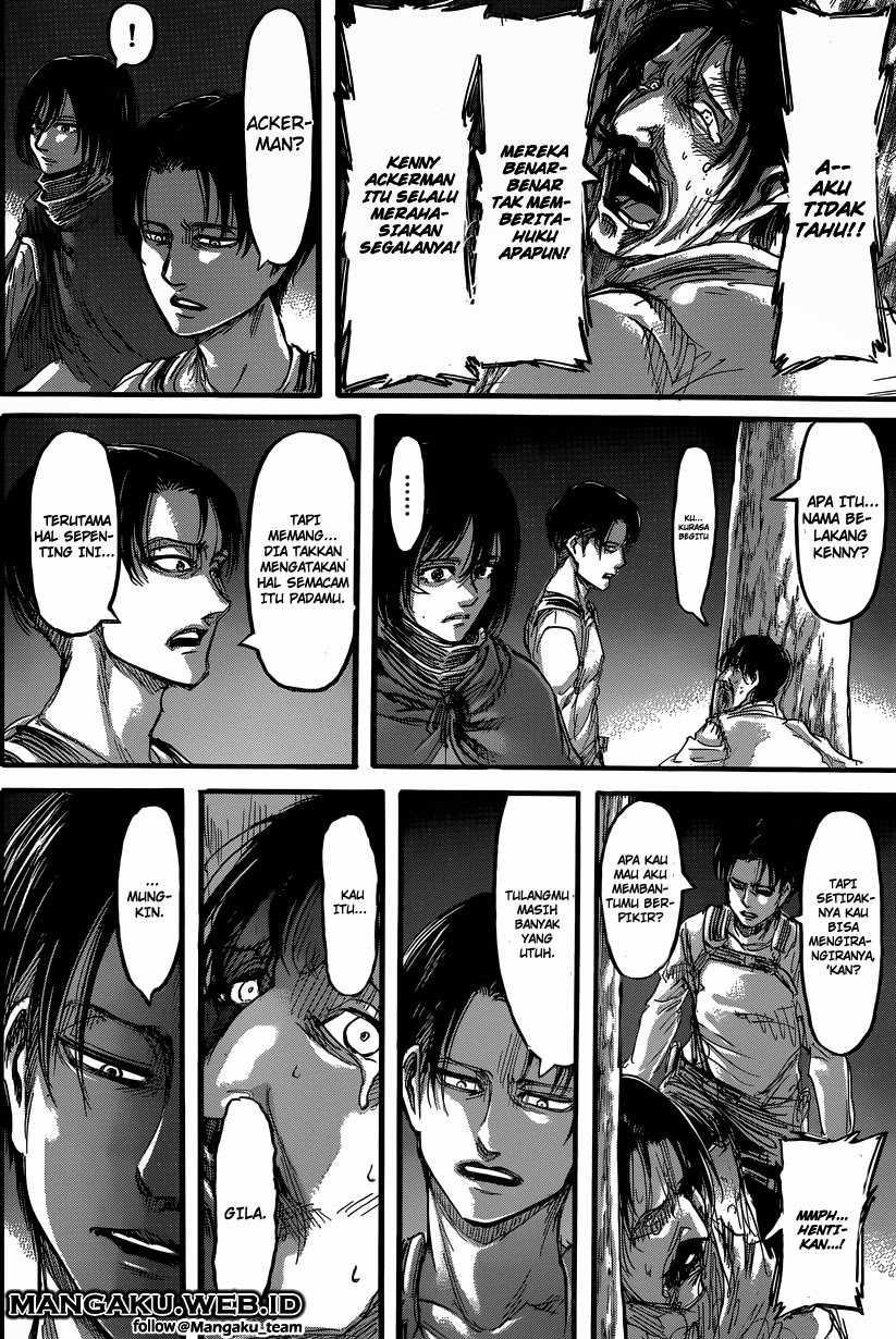Shingeki No Kyojin: Chapter 60 - Page 16