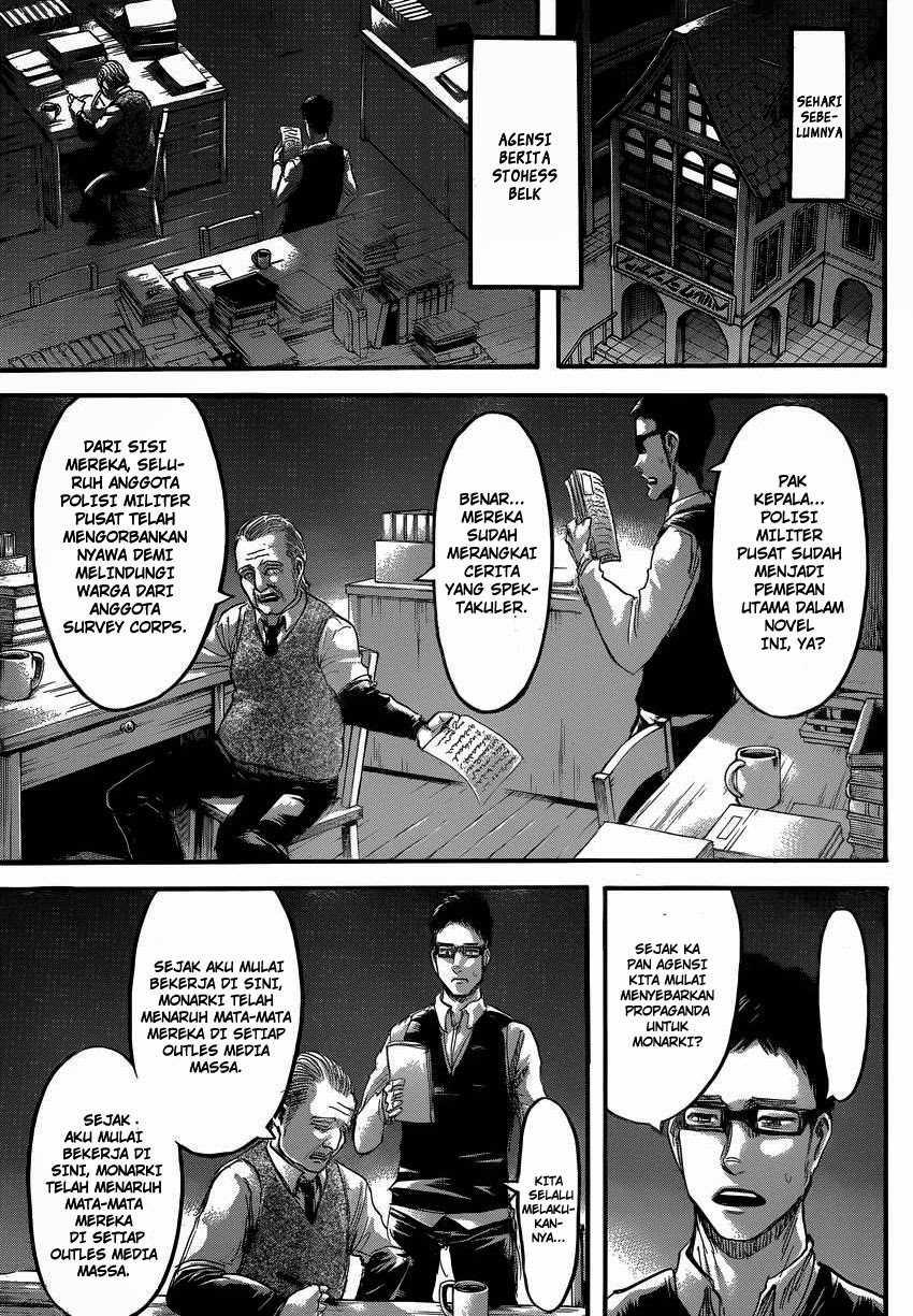 Shingeki No Kyojin: Chapter 60 - Page 19