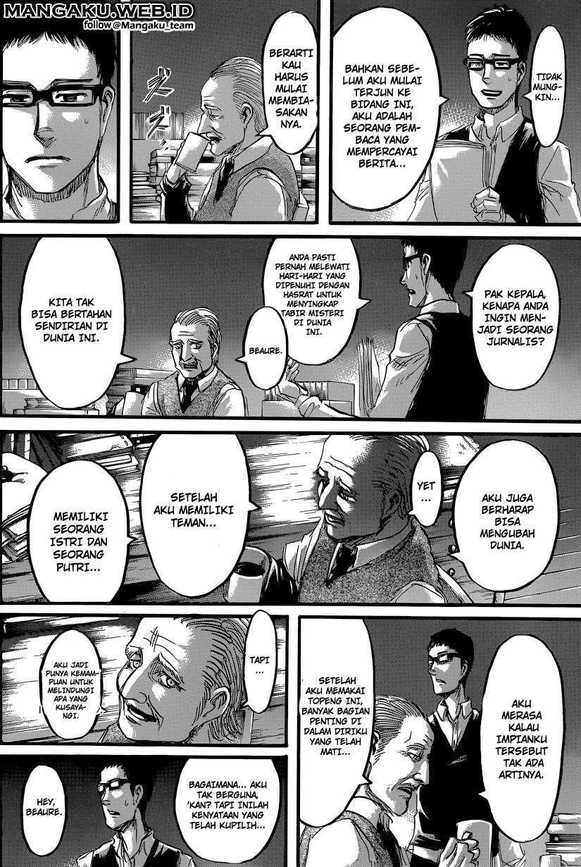 Shingeki No Kyojin: Chapter 60 - Page 20