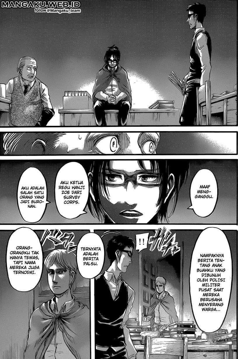 Shingeki No Kyojin: Chapter 60 - Page 21