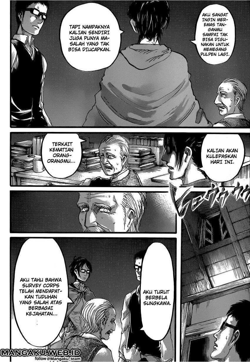 Shingeki No Kyojin: Chapter 60 - Page 22