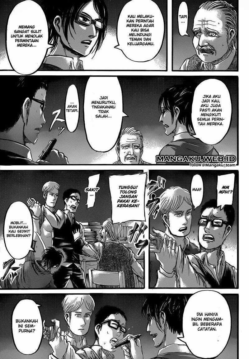 Shingeki No Kyojin: Chapter 60 - Page 23