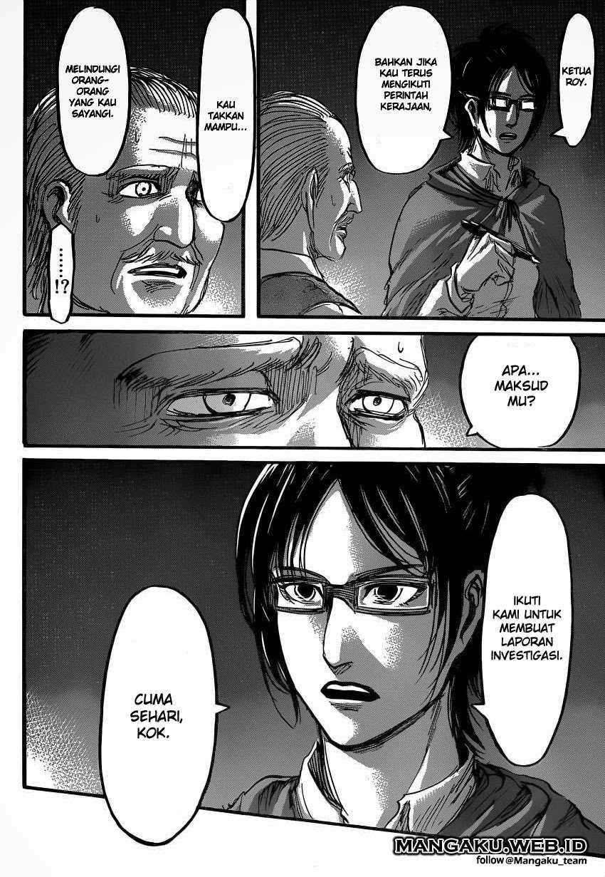 Shingeki No Kyojin: Chapter 60 - Page 24