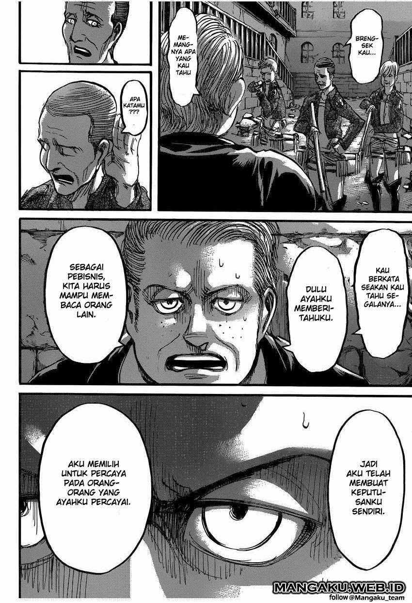 Shingeki No Kyojin: Chapter 60 - Page 30