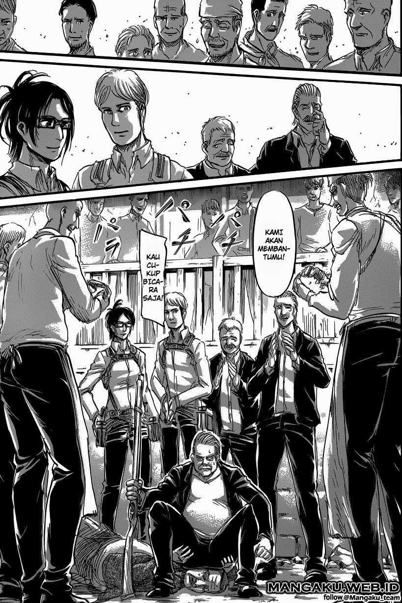 Shingeki No Kyojin: Chapter 60 - Page 41
