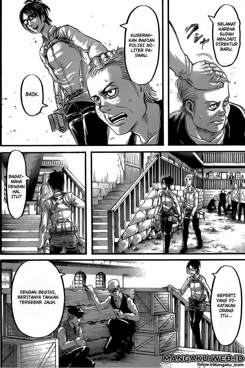 Shingeki No Kyojin: Chapter 60 - Page 42