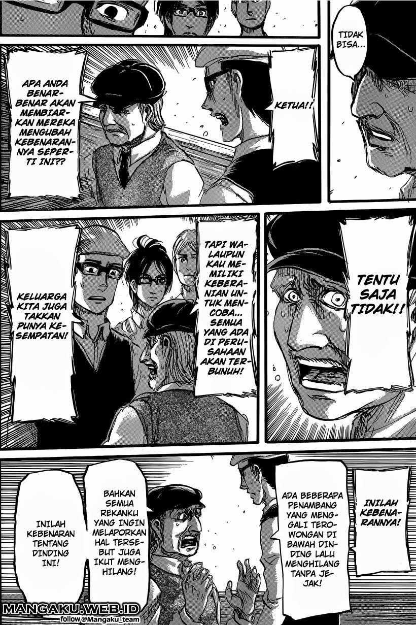Shingeki No Kyojin: Chapter 60 - Page 44