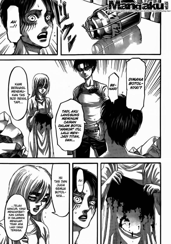 Shingeki No Kyojin: Chapter 67 - Page 6