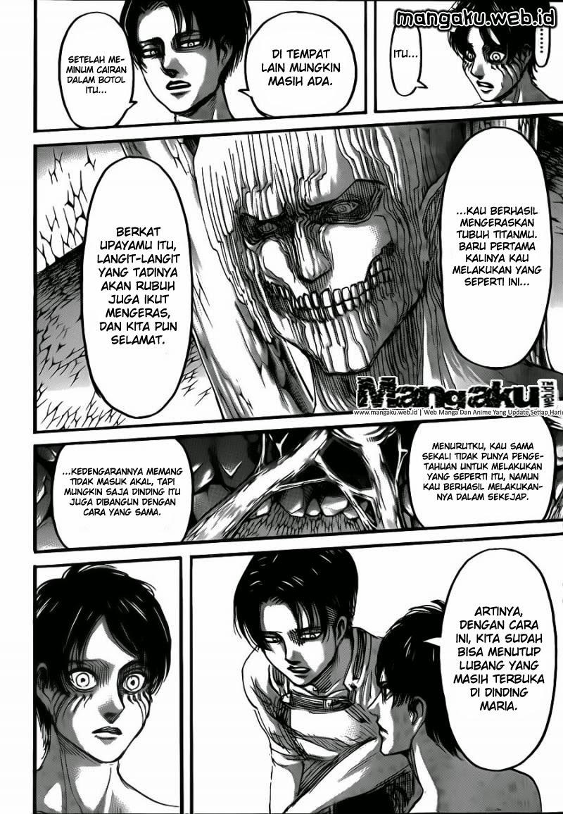 Shingeki No Kyojin: Chapter 67 - Page 7
