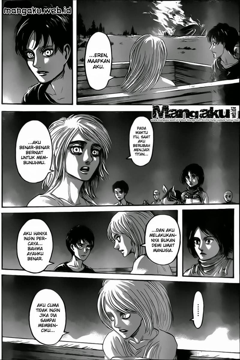Shingeki No Kyojin: Chapter 67 - Page 23