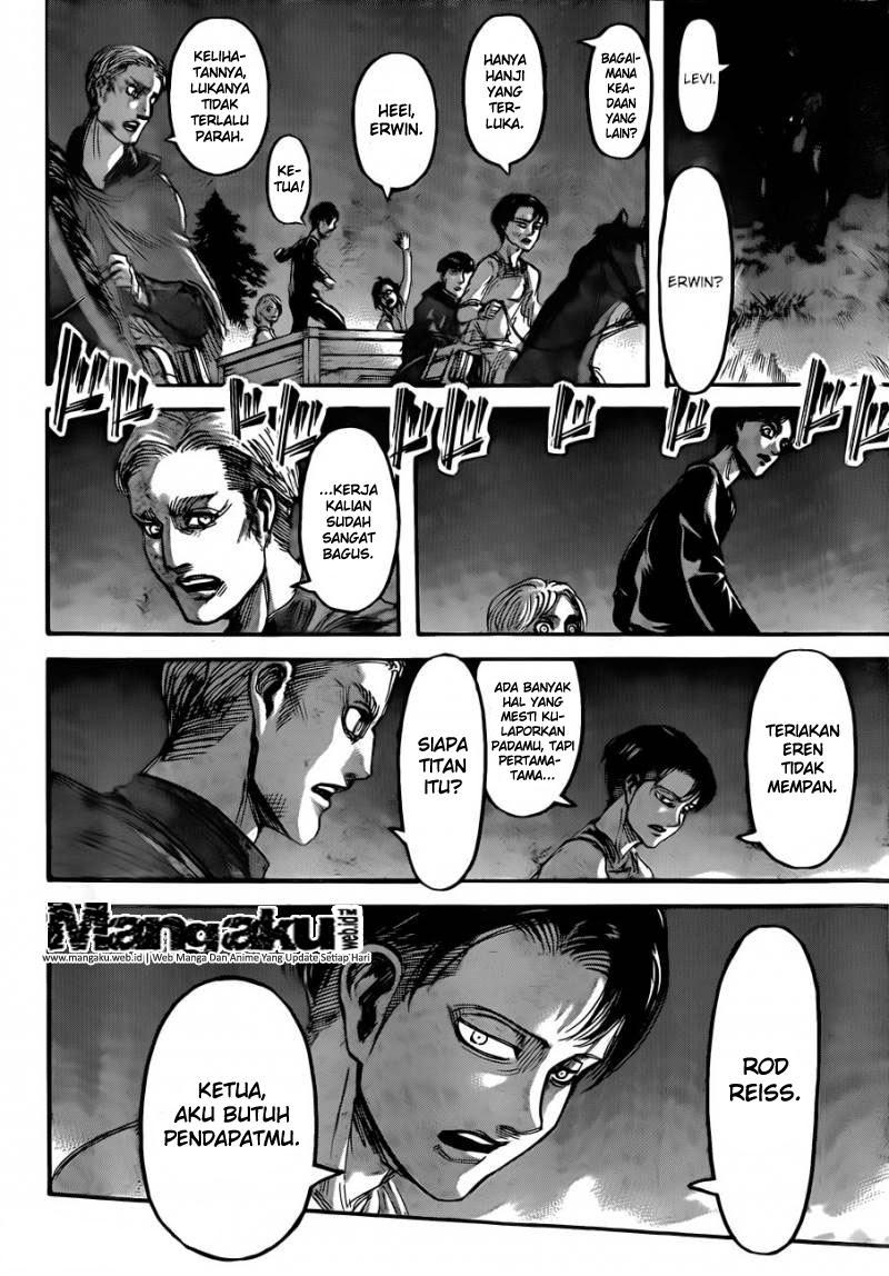 Shingeki No Kyojin: Chapter 67 - Page 28
