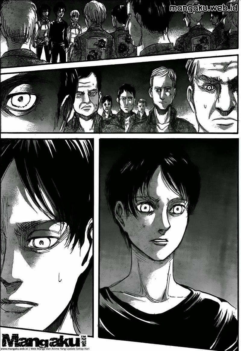 Shingeki No Kyojin: Chapter 67 - Page 35