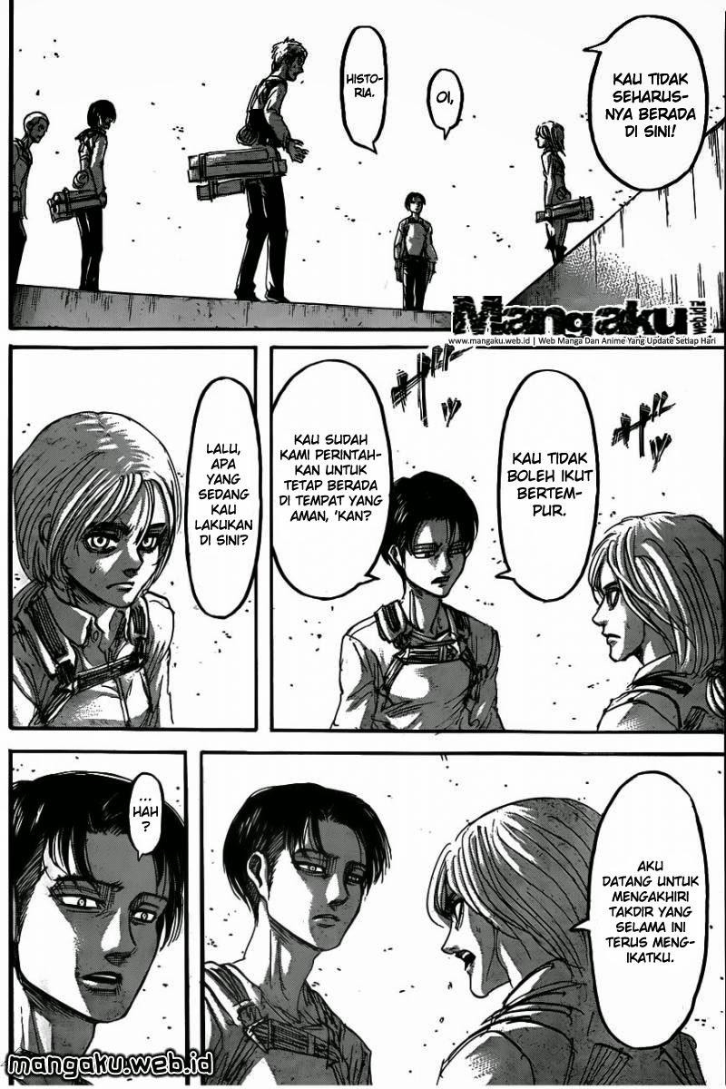 Shingeki No Kyojin: Chapter 67 - Page 40