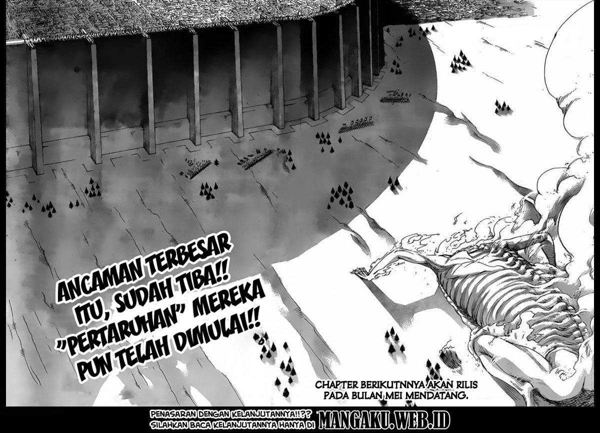 Shingeki No Kyojin: Chapter 67 - Page 42
