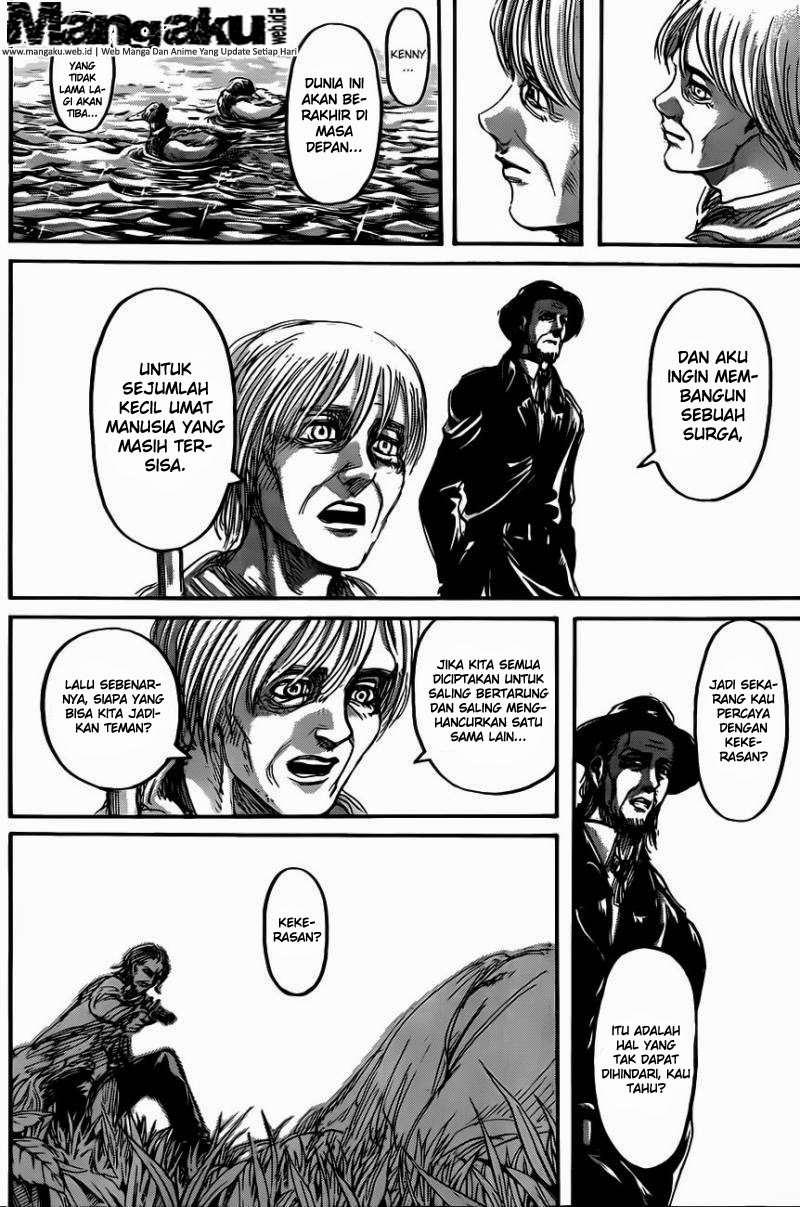 Shingeki No Kyojin: Chapter 69 - Page 20