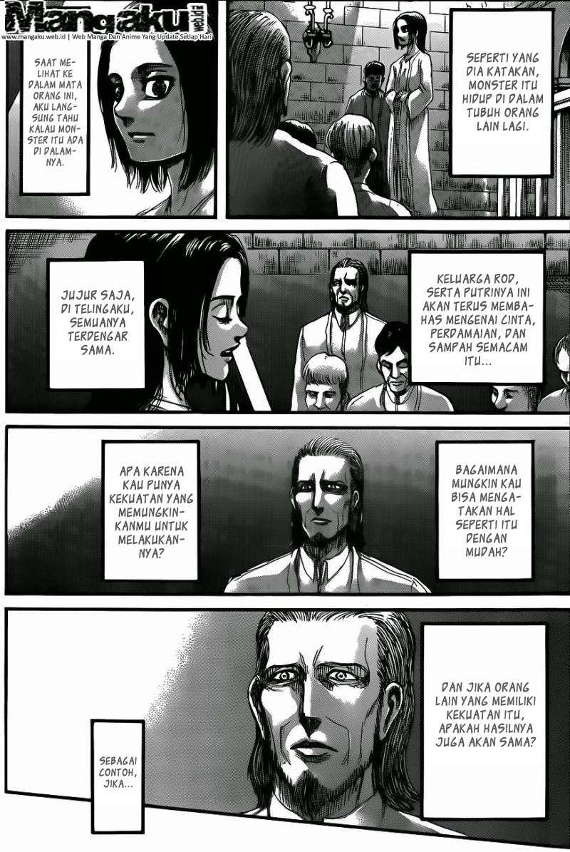 Shingeki No Kyojin: Chapter 69 - Page 22