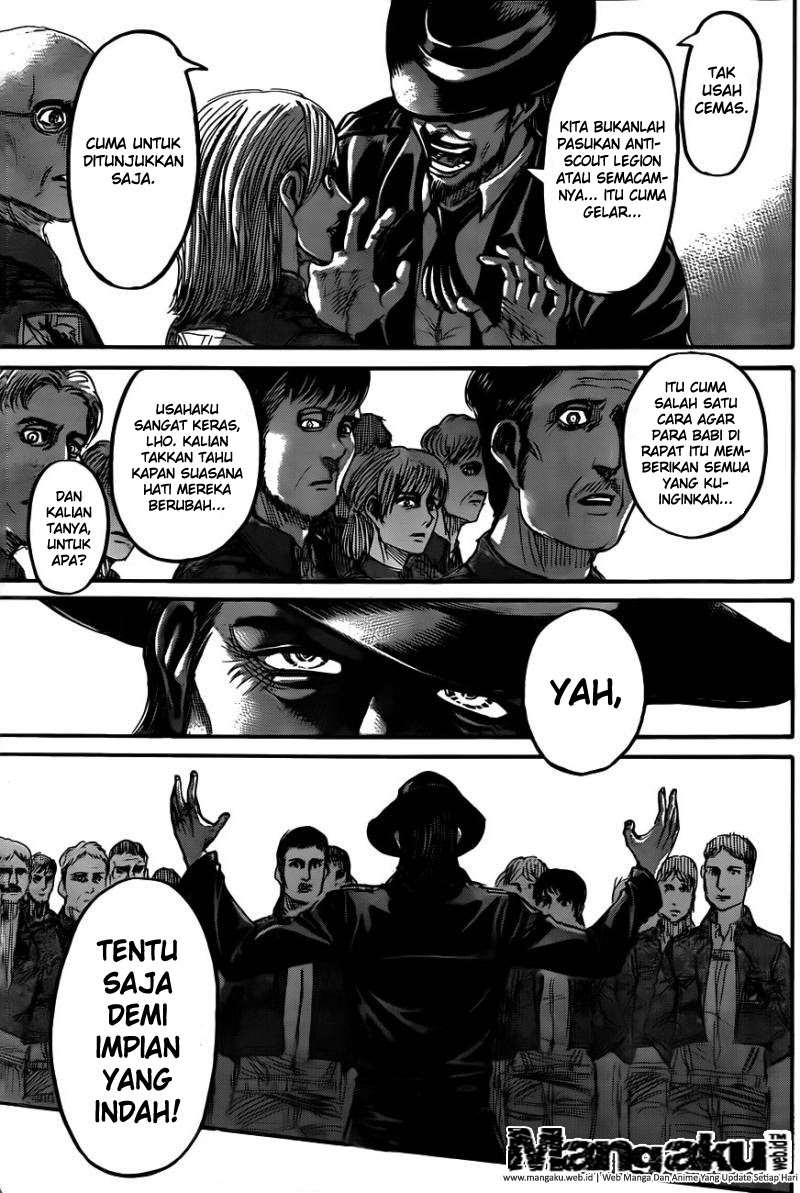 Shingeki No Kyojin: Chapter 69 - Page 25