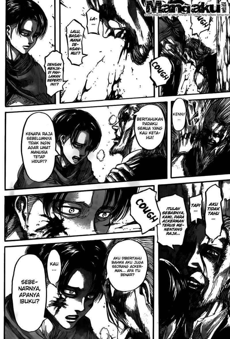 Shingeki No Kyojin: Chapter 69 - Page 38