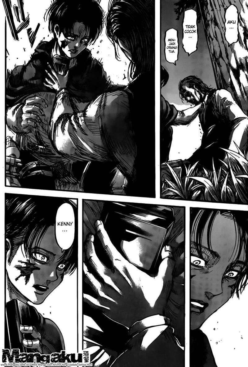 Shingeki No Kyojin: Chapter 69 - Page 40