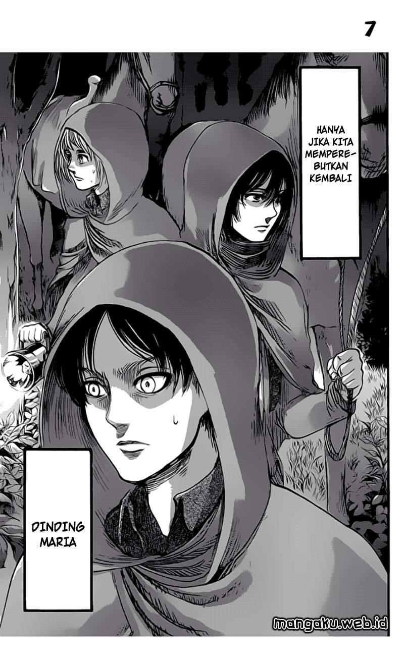 Shingeki No Kyojin: Chapter 73 - Page 8
