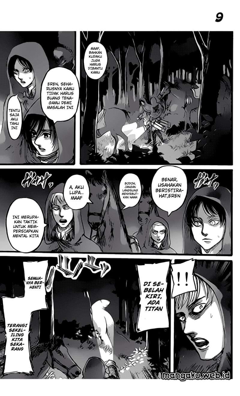 Shingeki No Kyojin: Chapter 73 - Page 10