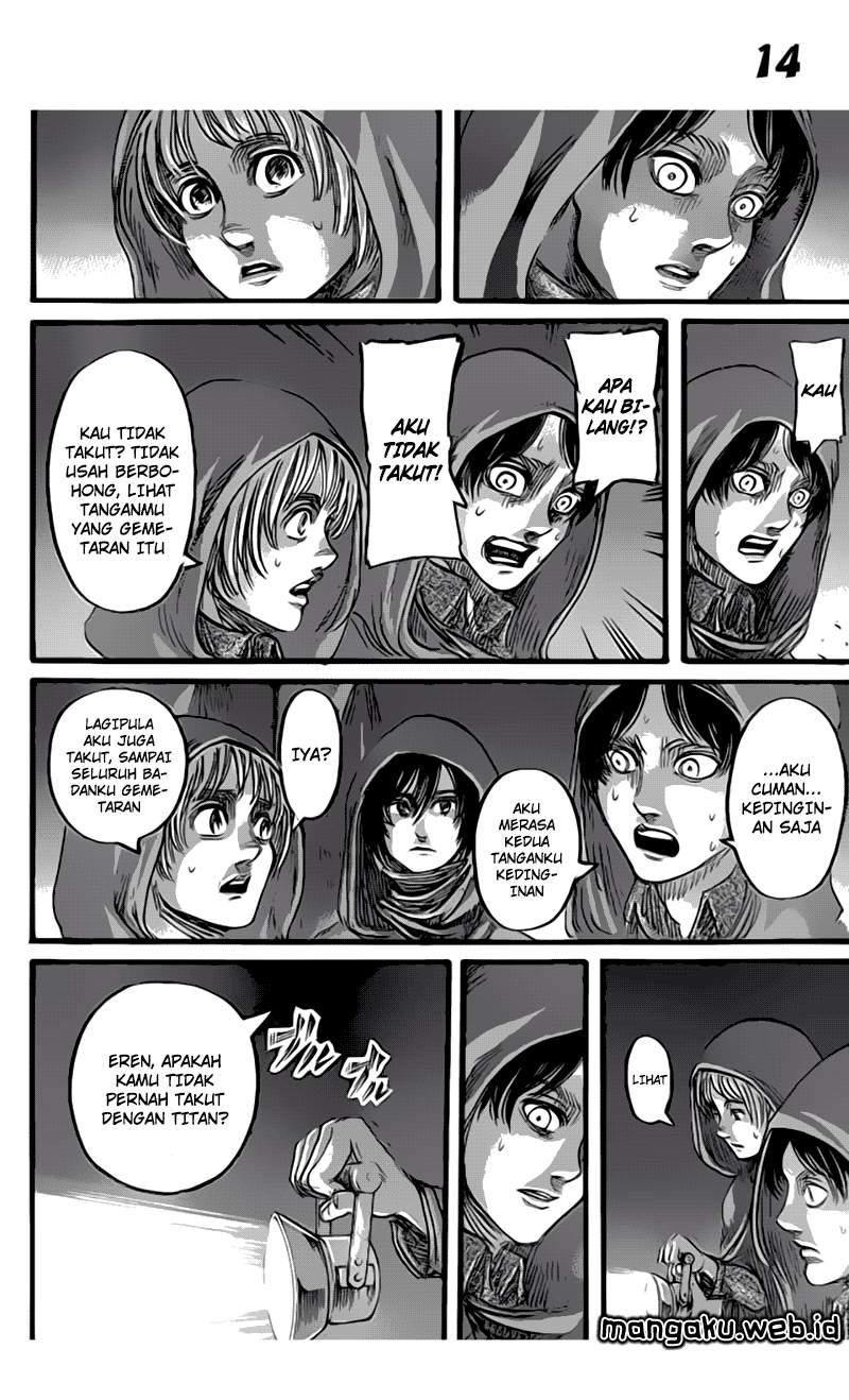 Shingeki No Kyojin: Chapter 73 - Page 15