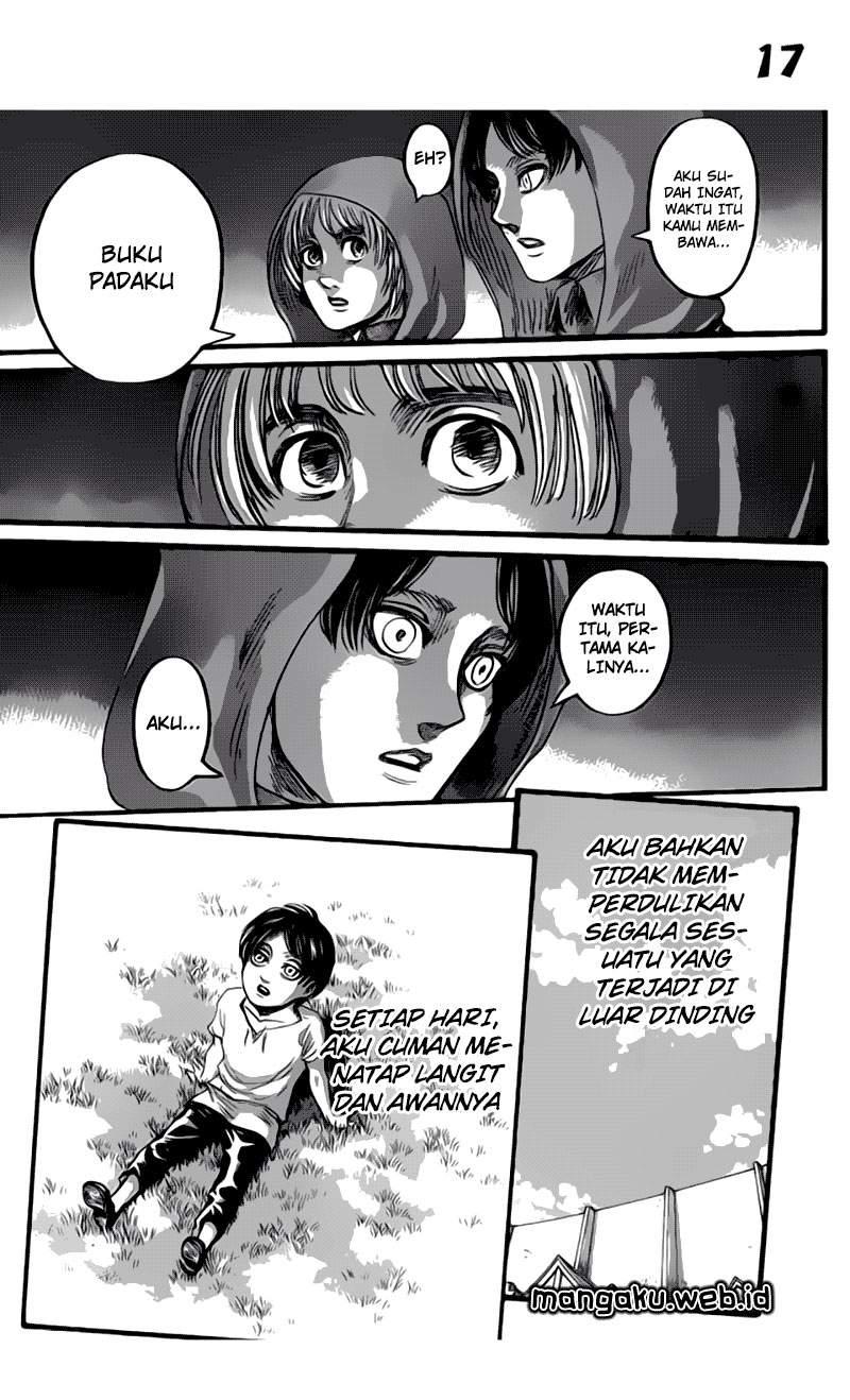 Shingeki No Kyojin: Chapter 73 - Page 18