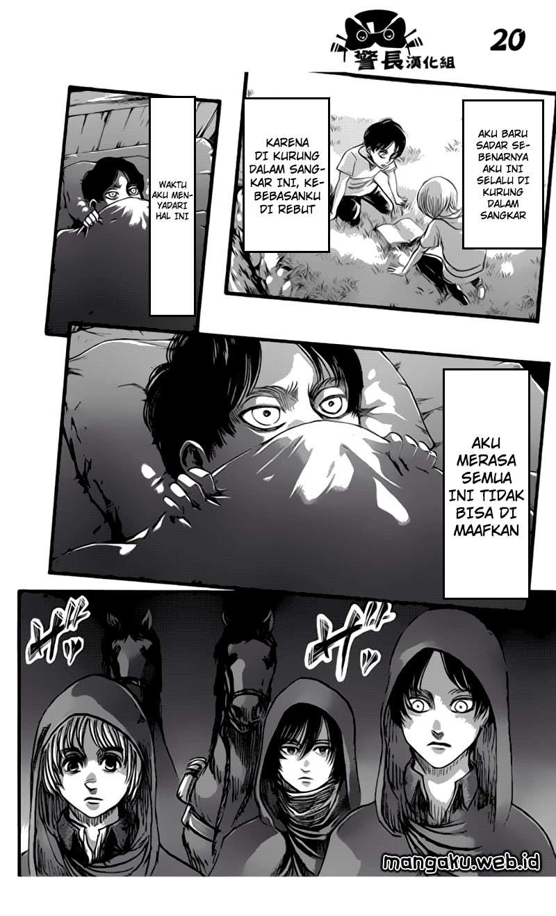 Shingeki No Kyojin: Chapter 73 - Page 21