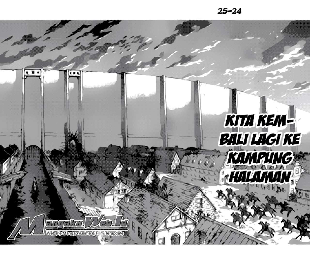 Shingeki No Kyojin: Chapter 73 - Page 25