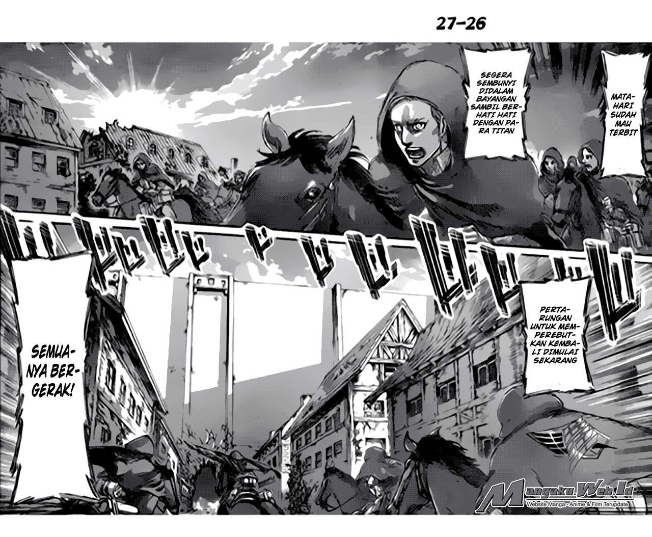 Shingeki No Kyojin: Chapter 73 - Page 26