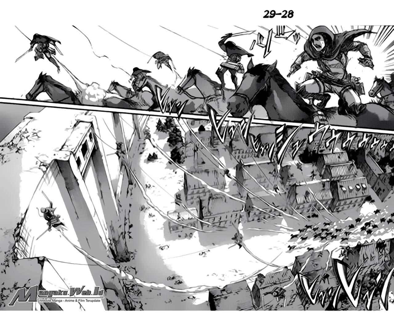 Shingeki No Kyojin: Chapter 73 - Page 27